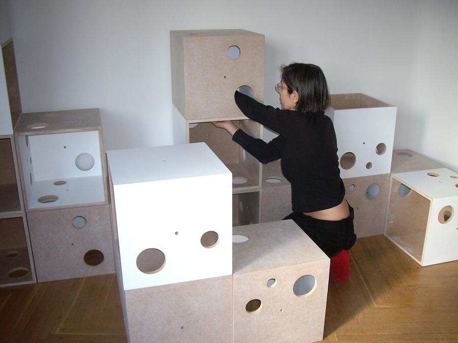 GRUYERE: diseño modular 2