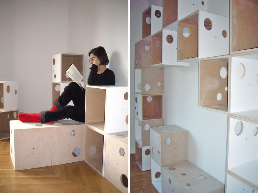 GRUYERE: diseño modular 3