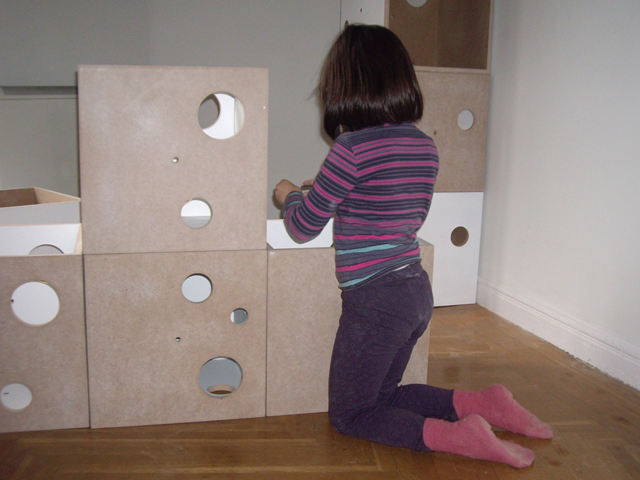 GRUYERE: diseño modular 4